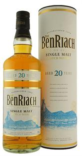 Benriach Scotch Single Malt 20 Year 750ml